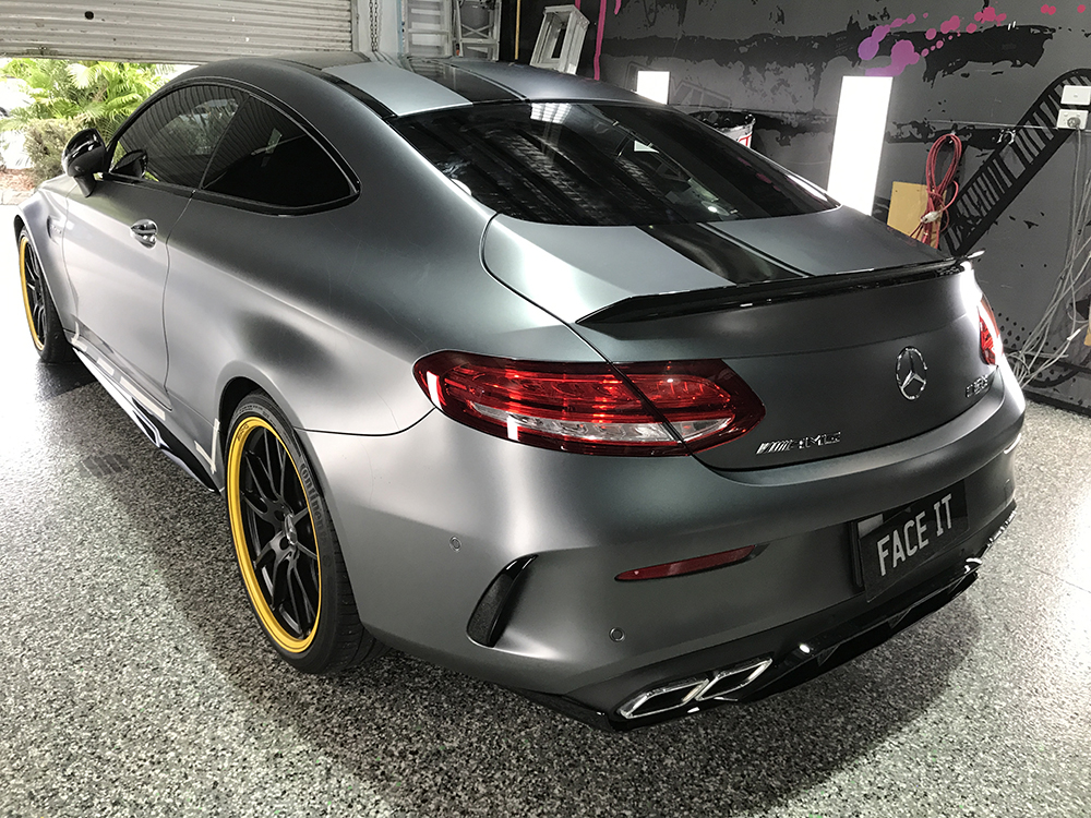 motorsport-decals-racing-stripes-graphics-wrap-Mercedes-gold-coast